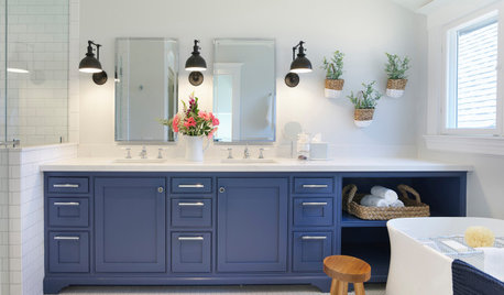 Bathroom of the Week: An Old and New Mix for Teenage Girls