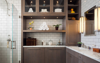10 Ways to Design Your Master Bath for Maximum Storage
