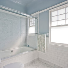 Traditional Bathroom by Strening Architects