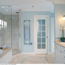 Traditional Bathroom by Elise Moore Design