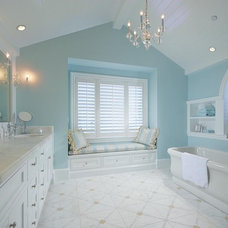 Traditional Bathroom by Patterson Custom Homes