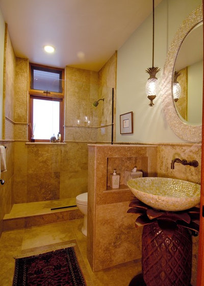 Uncramp your small bathroom for Archipelago hawaii luxury home designs