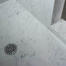Traditional Bathroom by Evans Tile & Remodeling Inc.