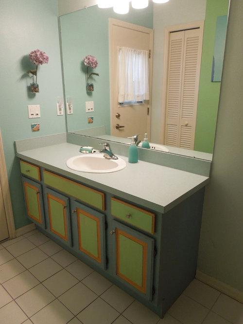 salle de bain exotique petit budget photos et id es. Black Bedroom Furniture Sets. Home Design Ideas