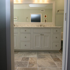 Traditional Bathroom by cab-i-net Design & Remodel Specialists