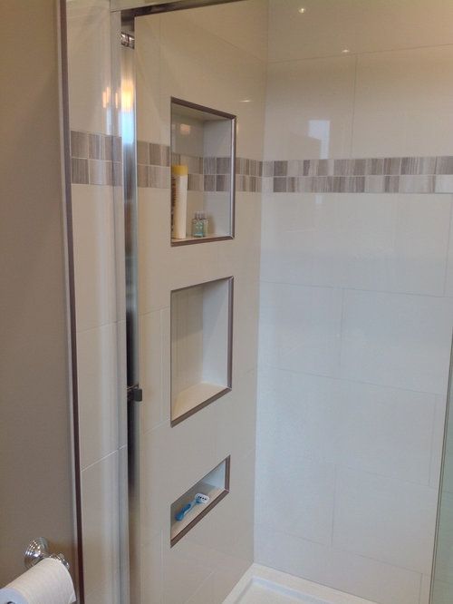 Niche For Shaving Legs Houzz
