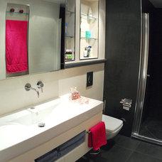 """Modern Bathroom by """"Paissin"""""""