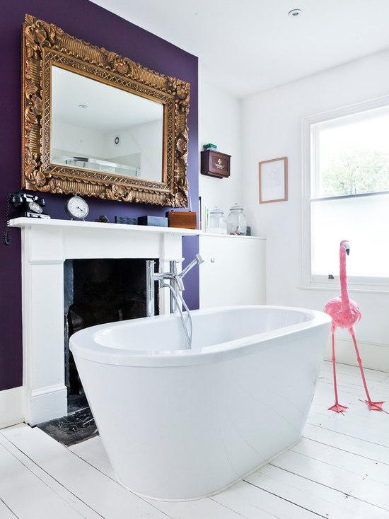Flamingo Bathroom Design Ideas Remodels Photos