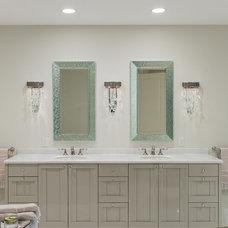 Modern Bathroom by Venegas and Company