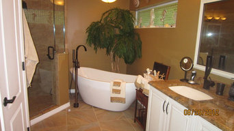 Palm Coast  Master Bath