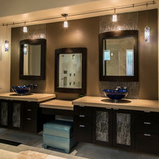 Contemporary Bathroom by An Interior Motive Designs LLC