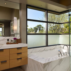 Contemporary Bathroom by Baylis Architects