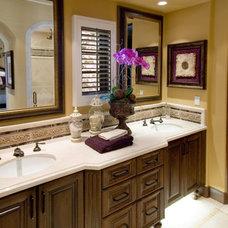 Traditional Bathroom by Sennikoff Architects