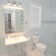 Traditional Bathroom by Devonshire Custom Homes