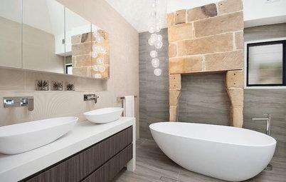 15 idées lumineuses pour une salle de bains éblouissante