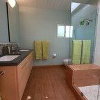 terrific mid century master bedroom bath   Mid-Century Modern Master Suite - Midcentury - Bathroom ...