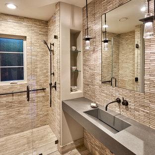 Palo Alto Green House 2014 Accessible Bathroom