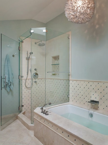 traditional bathroom by Nancy Van Natta Associates