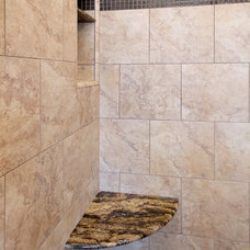 Traditional Bathroom by K.C. Customs & Remodeling, Inc.