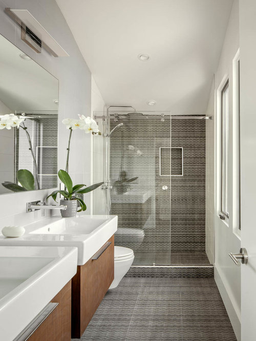 Design Ideas For Bathrooms 30 modern bathroom design ideas for your private heaven freshomecom Best Bathroom Design Ideas Remodel Pictures Houzz