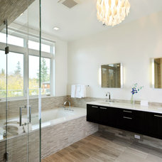 Contemporary Bathroom by SieMatic San Francisco