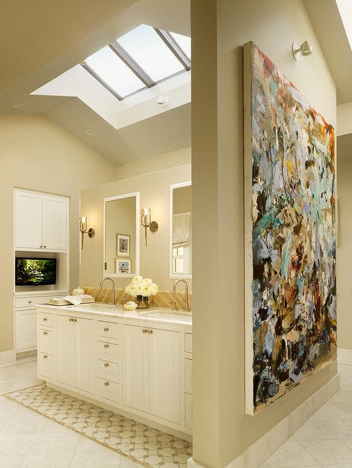 Unique bathroom painting ideas