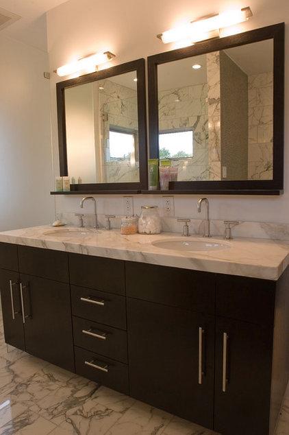 Contemporary Bathroom by Fiorella Design