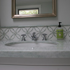 Traditional Bathroom by Fiorella Design