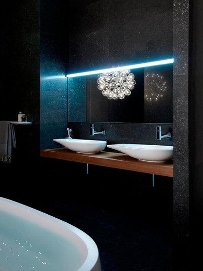 Contemporáneo Cuarto de baño by Laufen Bathrooms AG