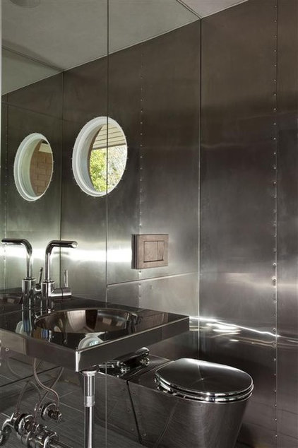 modern bathroom by Tongue & Groove