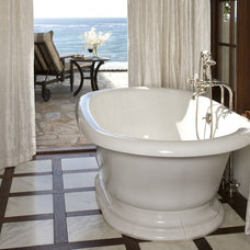 Traditional Bathroom by Marengo Morton Architects