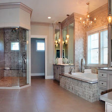 Traditional Bathroom by Valiant Homes