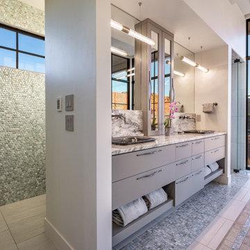 Parade Home // Utah // Liz Tate Interior Design