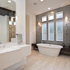 Contemporary Bathroom by Triton Austin