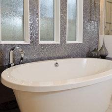 Modern Bathroom by Triton Austin