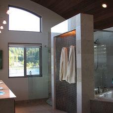 Contemporary Bathroom by XACT Interiors