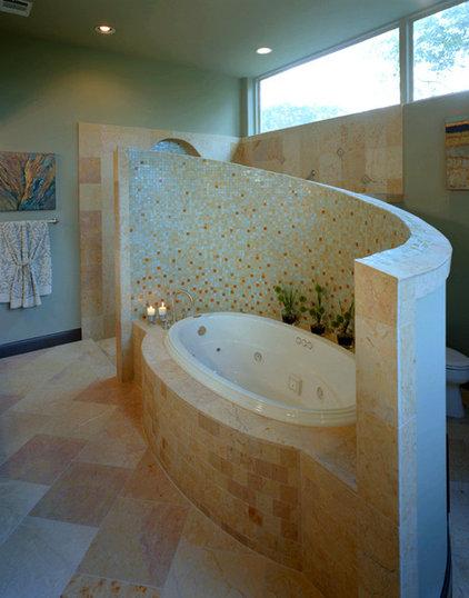 Contemporary Bathroom by Rob Sanders Designer - Custom Home/Remodel Design