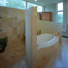 Modern Bathroom by Rob Sanders Designer - Custom Home/Remodel Design