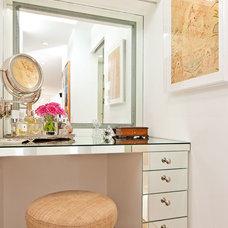 Contemporary Bathroom by Kirsten Marie Inc, KMI