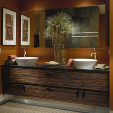 Contemporary Bathroom by DrewettWorks
