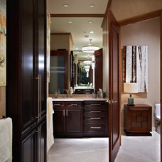 Contemporary Bathroom by Distinctive Remodeling, LLC