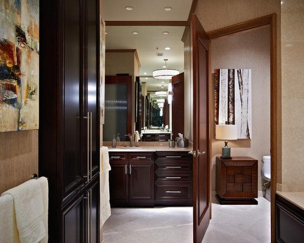 Contemporary Bathroom by Distinctive Remodeling, LLC