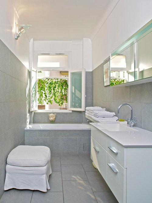 petite salle de bain photos id es d co et am nagement de salles de bain de petit espace. Black Bedroom Furniture Sets. Home Design Ideas