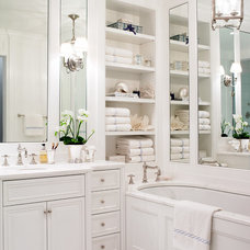 Traditional Bathroom by Studio 511