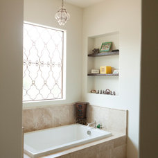 Traditional Bathroom by Robert Elliott Custom Homes