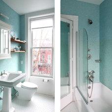 Contemporary Bathroom by Maletz Design