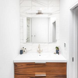 Brushed Nickel Bathroom Ideas Houzz