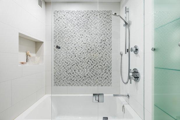 Contemporary Bathroom by Toronto Interior Design Group