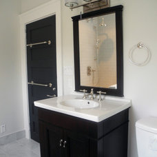 Contemporary Bathroom by Delo Interiors Inc.