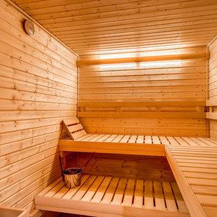 Parker Basement Cedar Sauna